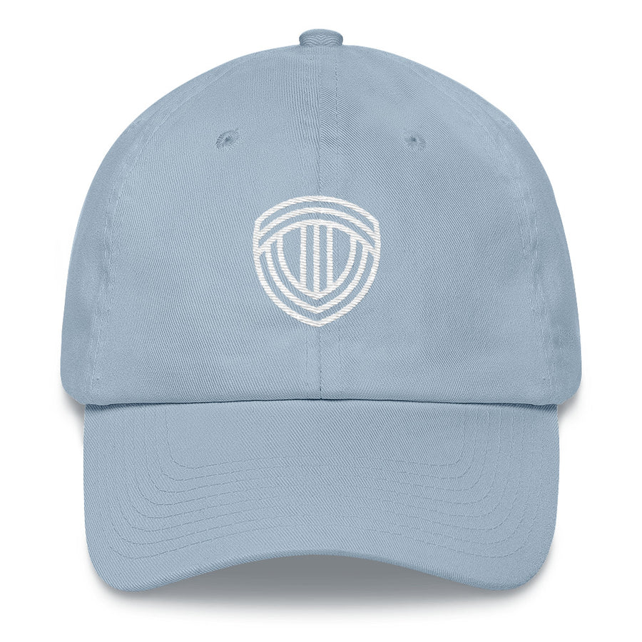 TRACK VALLEY DAD HAT LIGHT BLUE