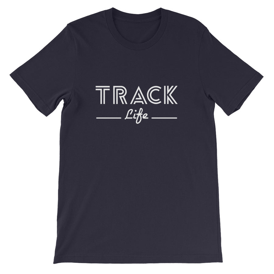 TRACK LIFE MEN'S T-SHIRT NAVY