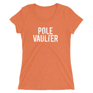 POLE VAULT WOMEN'S T-SHIRT ORANGE