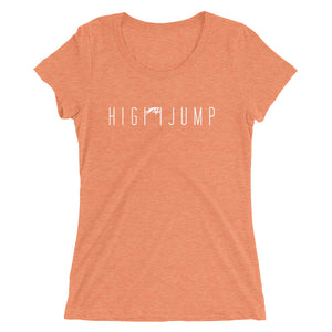 HIGH JUMP WOMEN'S T-SHIRT ORANGE