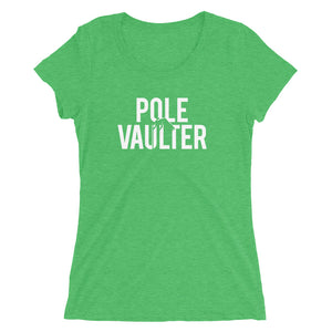 POLE VAULT WOMEN'S T-SHIRT GREEN