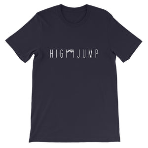 HIGH JUMP MEN'S T-SHIRT NAVY