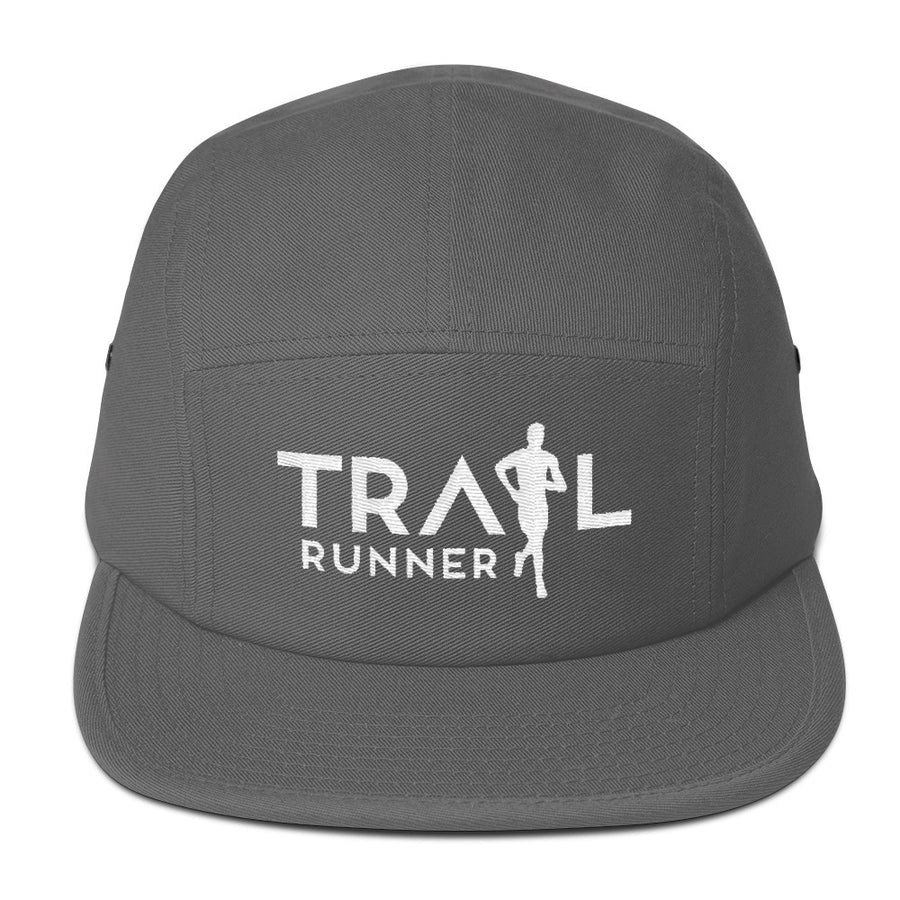 TRAIL RUNNER HAT GRAY