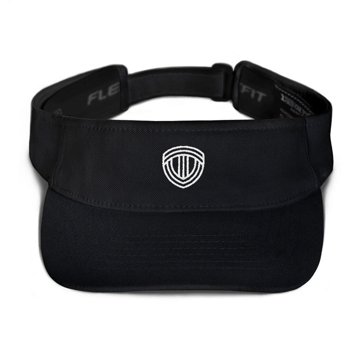 TRACK VALLEY VISOR BLACK