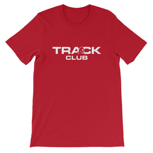 TRACK CLUB MEN'S T-SHIRT RED