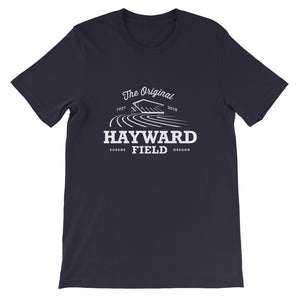 HAYWARD FIELD MEN'S T-SHIRT NAVY