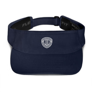 TRACK VALLEY VISOR NAVY