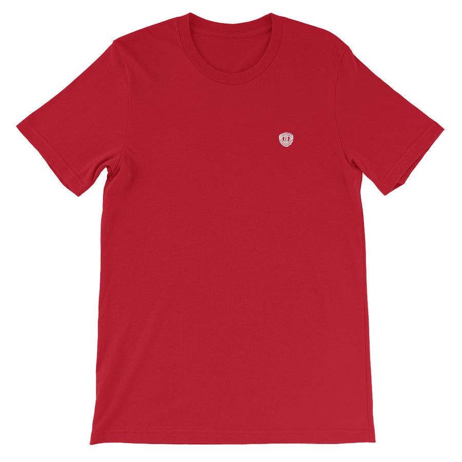 TRACK VALLEY MEN'S T-SHIRT RED
