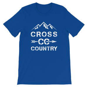 CROSS COUNTRY MEN'S TEE