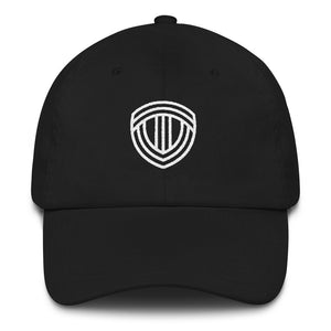 TRACK VALLEY DAD HAT BLACK