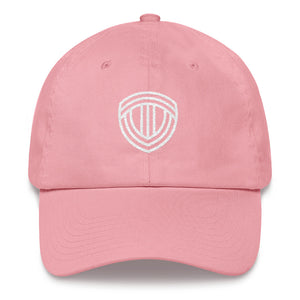 TRACK VALLEY DAD HAT PINK