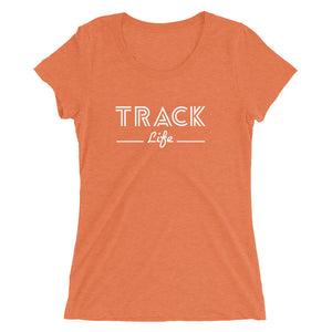 TRACK LIFE WOMEN'S T-SHIRT ORANGE