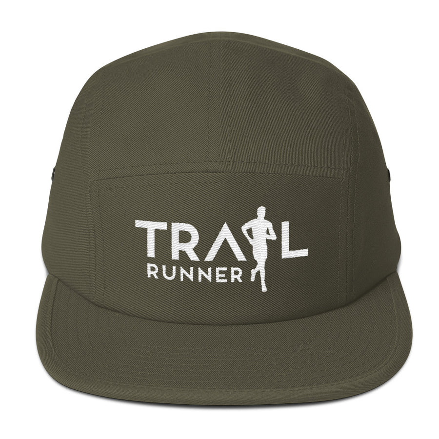 TRAIL RUNNER HAT GREEN