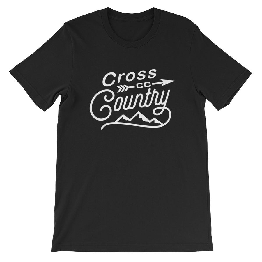 Cross Country Men's T-shirt black