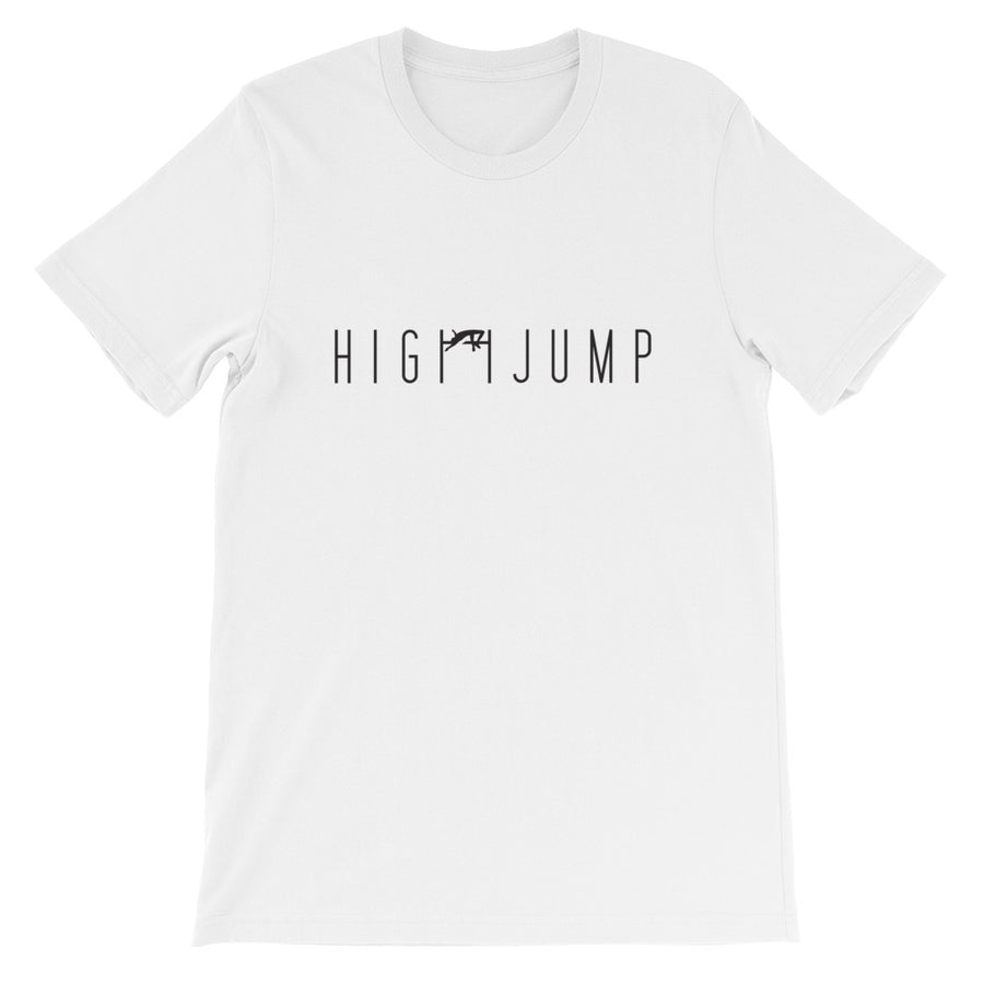 HIGH JUMP MEN'S T-SHIRT WHITE