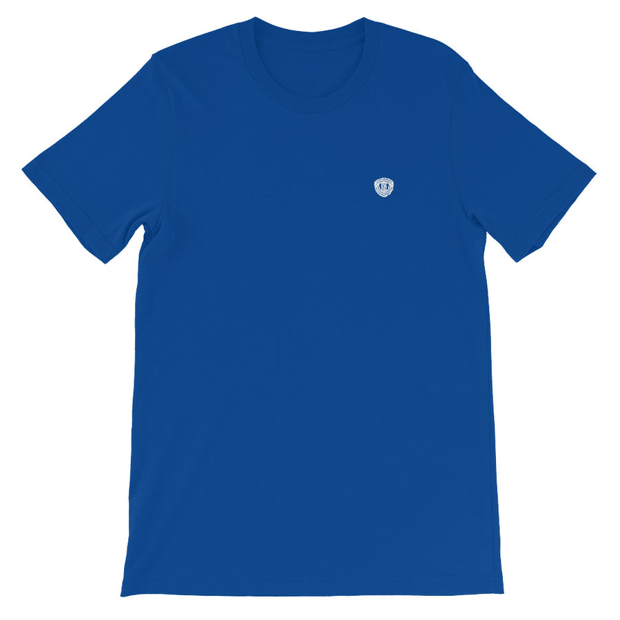 TRACK VALLEY MEN'S T-SHIRT BLUE