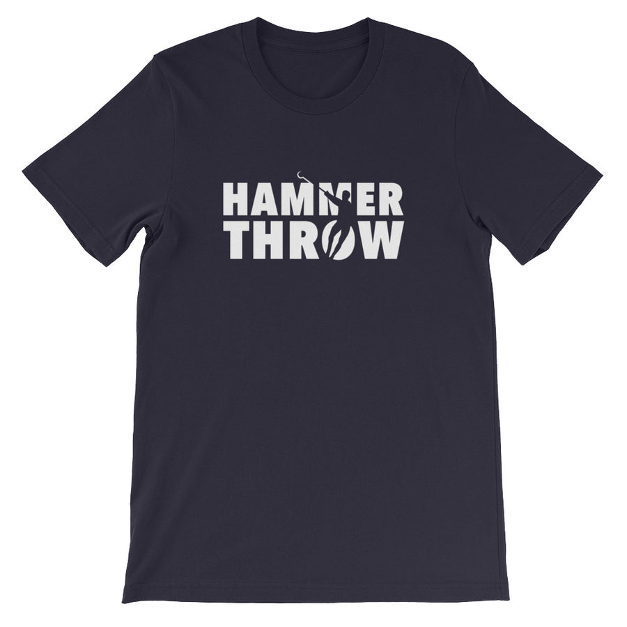 Hammer Throw Men's T-shirt navy