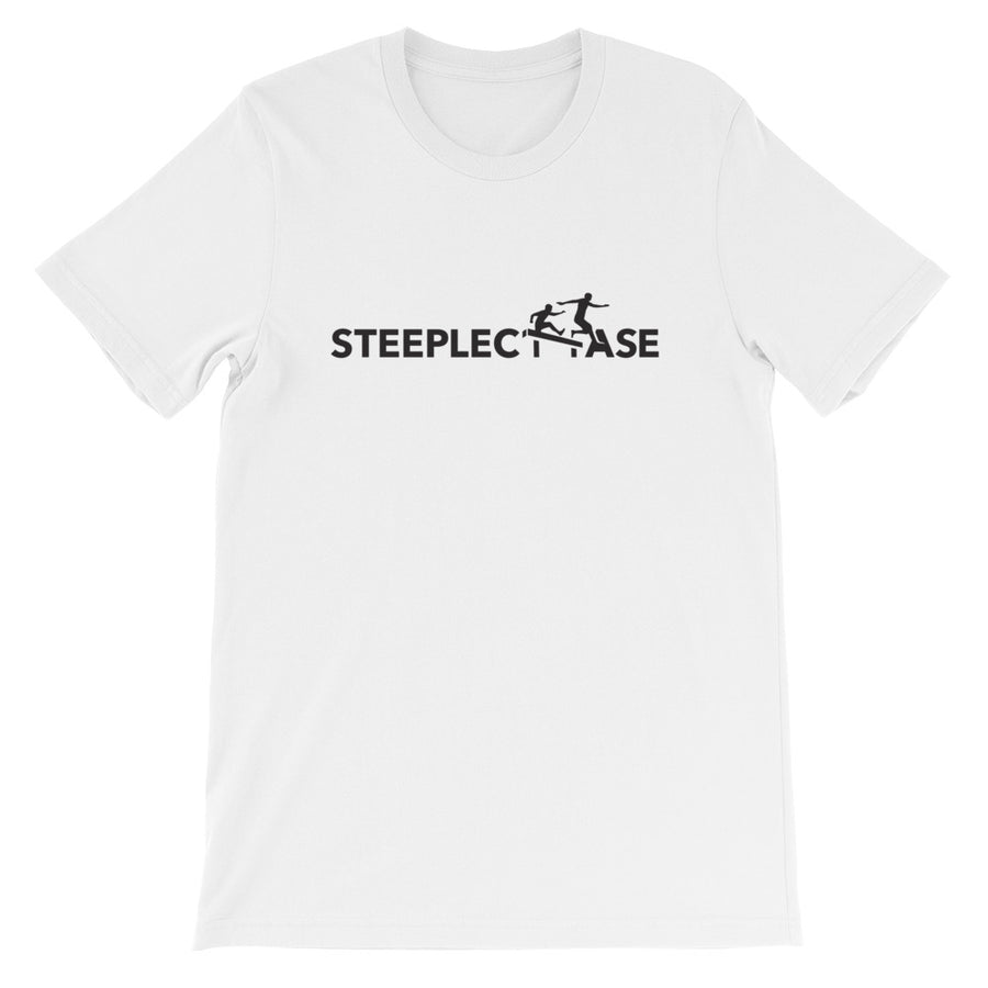 STEEPLECHASE MEN'S T-SHIRT WHITE