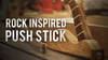 Guitar Inspired Table Saw Push Stick