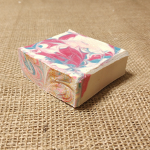 Load image into Gallery viewer, Unicorn Farts Cold Processed 4oz Bar Soap - MadeByMiller