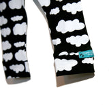 Black Clouds Leggings