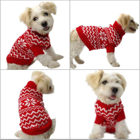 pull over pour chien