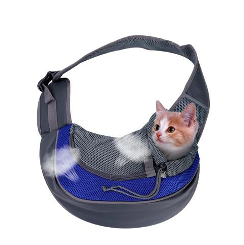 sac transport pour chat