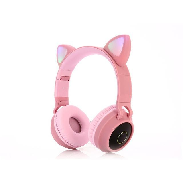 Casque Oreilles de Chat BLUETOOTH 5.0