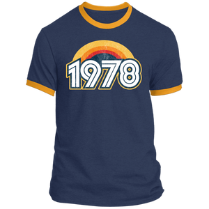 Vintage 1978 Ladies Sports V-Neck - Styleuniversal