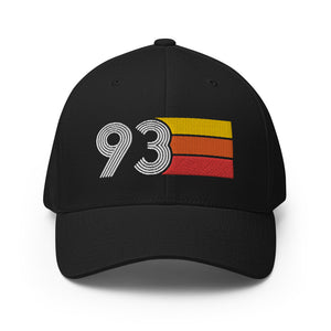 93 1993 Retro Fitted Baseball Cap