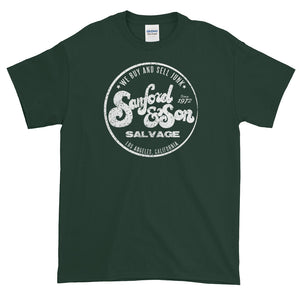 We Buy and Sell Junk Sanford and son Short-Sleeve T-Shirt