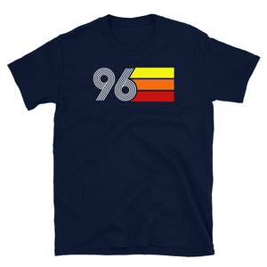 RETRO EXPO 1996 MEN'S WOMEN'S SHORT-SLEEVE UNISEX T-SHIRT