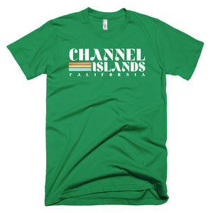 Channel Islands California Short-Sleeve T-Shirt - Styleuniversal