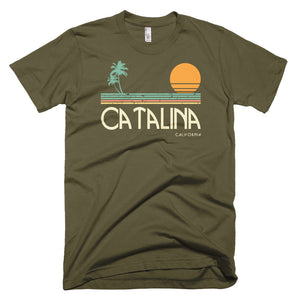 Vintage Catalina California T-Shirt