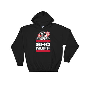 Sho Nuff Shogun of Harlem Hooded Sweatshirt - Styleuniversal