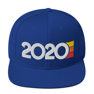 2020 Graduation Happy New Year Snapback Hat