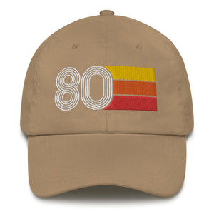 Retro 1980 Expo Dad hat