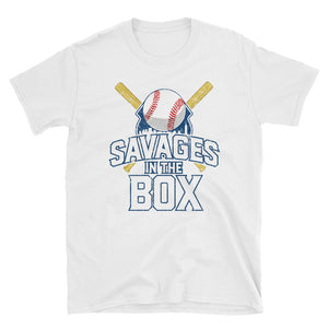 Savages in the Box Short-Sleeve Unisex T-Shirt
