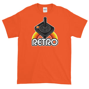 Retro Video Game Controller Short-Sleeve T-Shirt - Styleuniversal