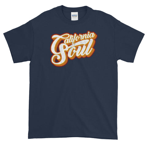 California Soul Short-Sleeve T-Shirt - Styleuniversal