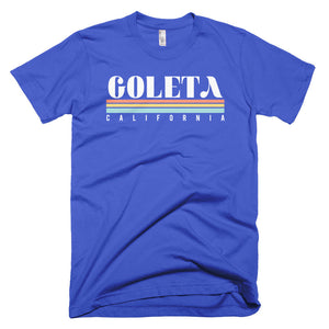Goleta California Short-Sleeve T-Shirt - Styleuniversal