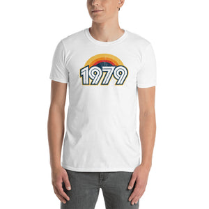 1979 Retro Horizon Short-Sleeve Unisex T-Shirt