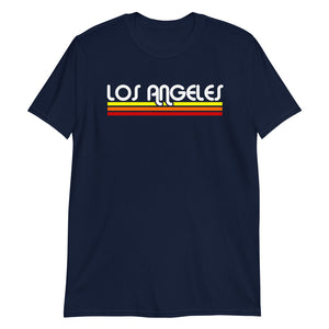 Los Angeles California Short-Sleeve Unisex T-Shirt