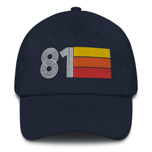 Retro 1981 Expo Dad hat