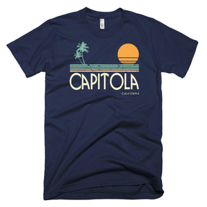 Vintage Capitola California T-Shirt