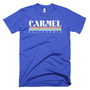 Carmel California Short-Sleeve T-Shirt - Styleuniversal