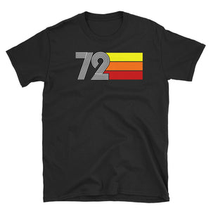 RETRO EXPO 1972 MEN'S WOMEN'S Short-Sleeve Unisex T-Shirt