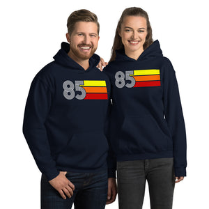 Retro Expo 1985 Men's Women's Unisex Hoodie
