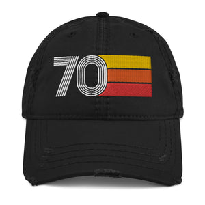 1970 Retro 70 Distressed Dad Hat
