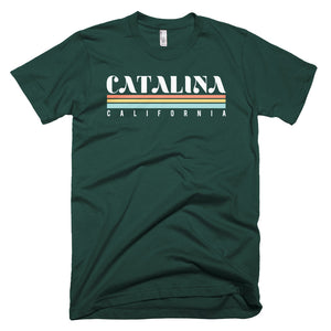Catalina California Short-Sleeve T-Shirt - Styleuniversal
